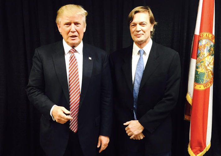 Trump and Wakefield
