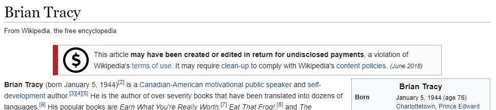 Brian Tracy Wiki