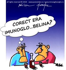 imunogloabele politicii romanesti