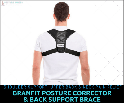 shoulder posture brace by Branfit