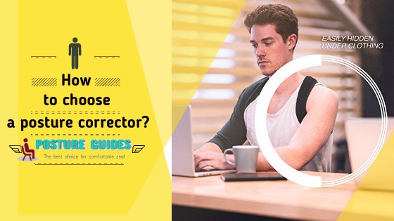 How to choose a posture corrector?