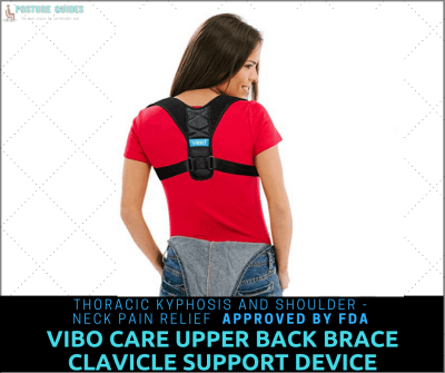 best posture corrector for women by VIBO Care