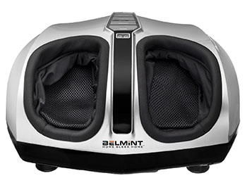 Belmint Shiatsu Foot Massager with Heat for Tired Muscles and Plantar Fasciitis