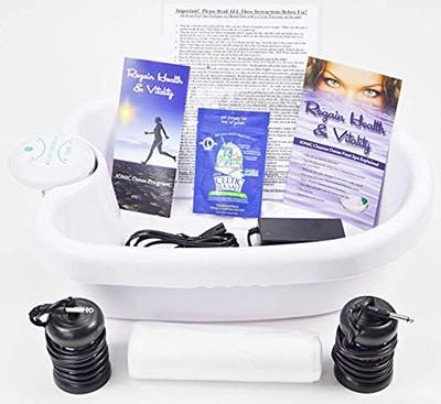 Ionic Ion Detox Foot Spa Chi Bath