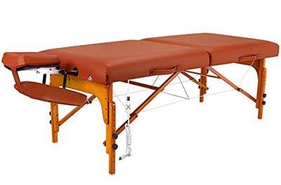 Master Massage Santana Therma Top Massage Table