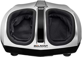 Belmint Shiatsu Best Foot and Calf Massager Machine with Heat