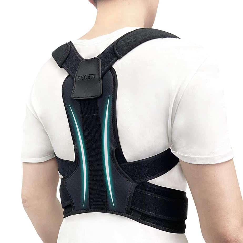 Back Brace Posture Corrector for rounded shoulders