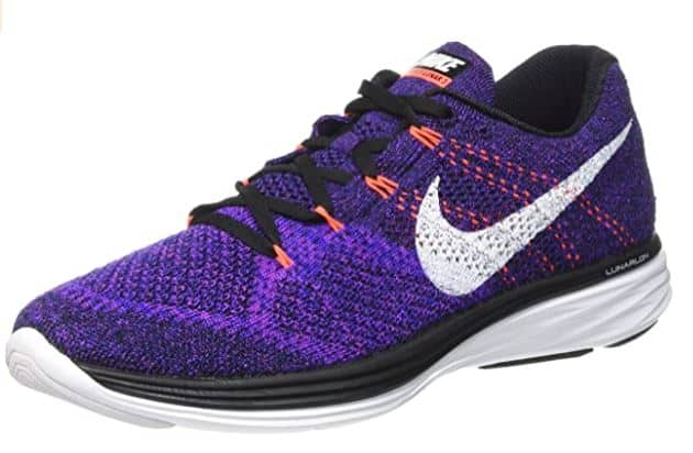Nike's FlyKnit Running Shoes