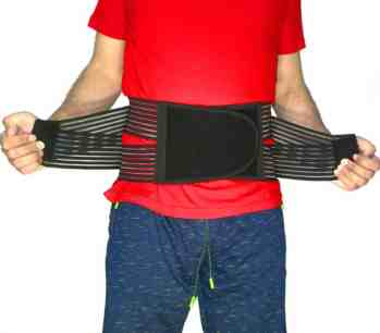 Best Back Brace Lumbar Support Belt