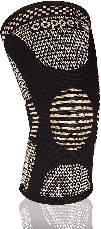 Copper yfl knee sleeves