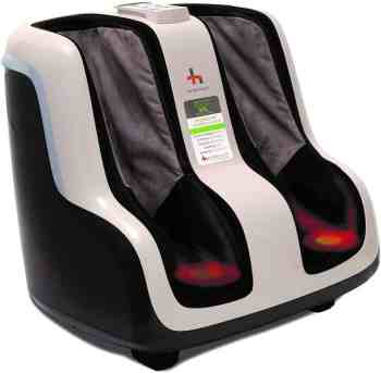 Human Touch Reflex SOL Foot and Calf Massager - best lower leg massagers review