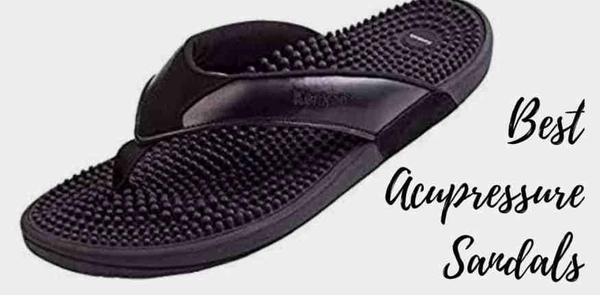 best acupressure sandals