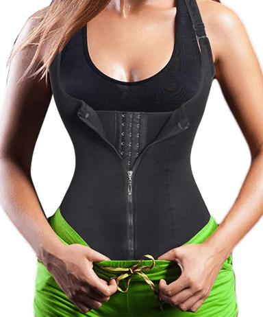 Eleady women's underbust corset