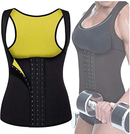 Besiefy waist trainer corset
