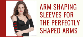 Arm shaping sleeves