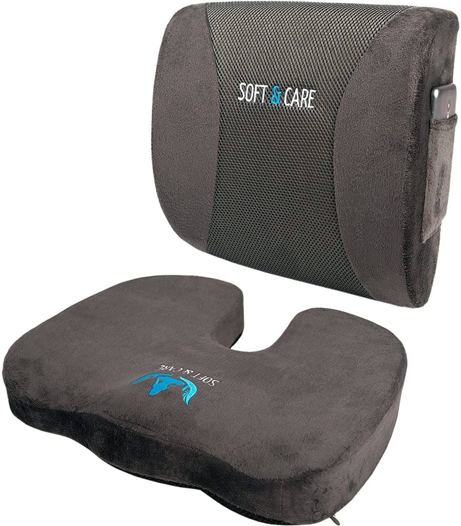 SoftaCare Memory Foam Cushion