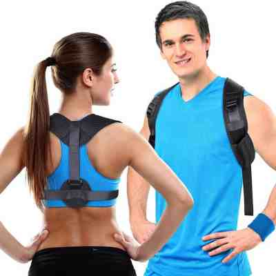 Aroamas posture corrector for Women