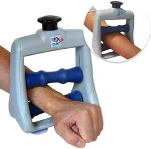 Roleo forearm massager for carpal tunnel