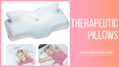 5 Best Therapeutic Pillows For A Relaxing Sleep
