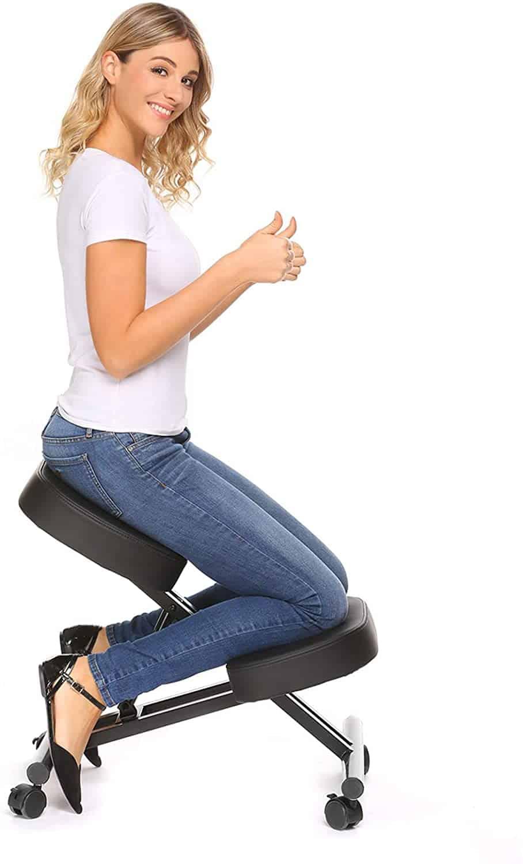 Plohee Ergonomic Kneeling Chair