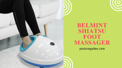4 Belmint Shiatsu Foot Massager