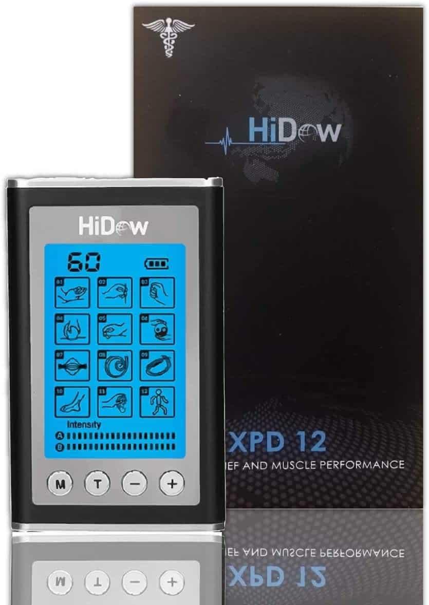 HiDow XPD 12 modes