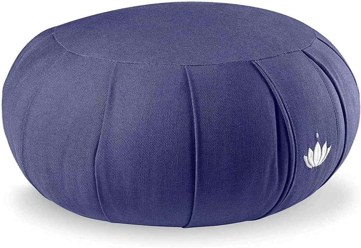 Lotuscrafts Zafu Meditation Cushion