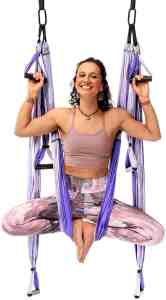 yoga trapeze