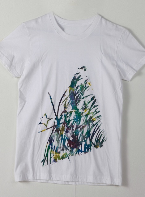 The Million Dollar T-shirt