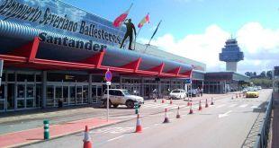 Boceto Aeropuerto Severiano Ballesteros - SDR / Fran Liérganes