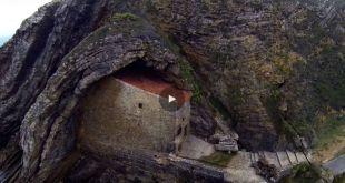 Video Ermita de Santa Justa en Ubiarco Cantabria