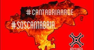 #CantabriaArde #SOSCantabria