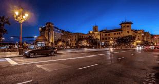 Hyperlapse video de Santander