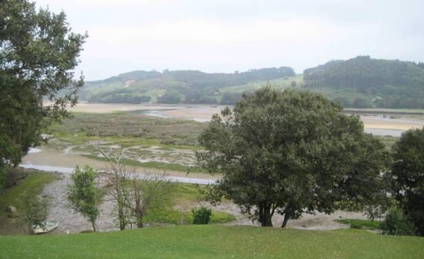 Ría de Ajo (Cantabria)