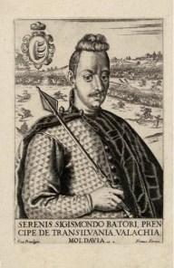 Sigismund Batori (pictura 1595)