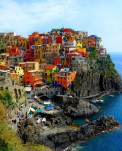 Italia, Cinque Terre