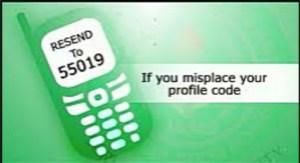 Retrieve your Jamb profile code