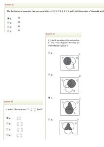Jamb mathematics question and answer