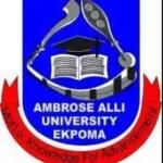 Ambrose Alli University Ekpoma departmental cut off mark