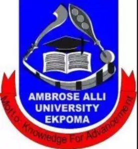 Ambrose Alli University Ekpoma departmental cut off mark