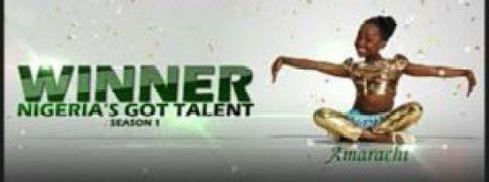 Nigeria got talent