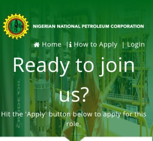 NNPC recruitment form 2019