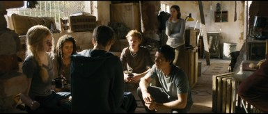 review novel film maze runner 3