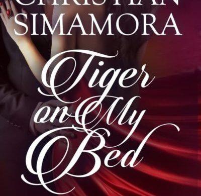 novel tiger on my bed