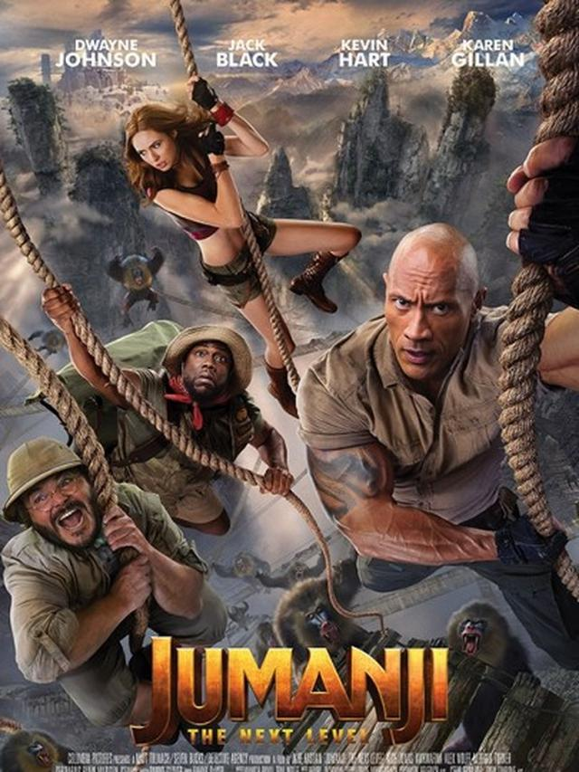 jumanji the next level