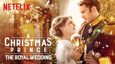 Christmas Prince: The Royal Wedding (2018)