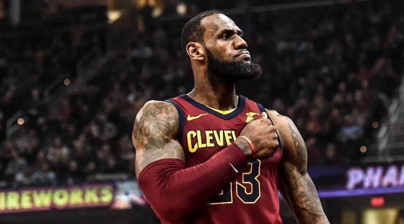 LeBron James triple-double