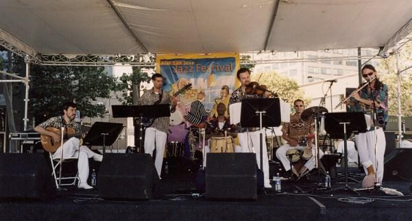 2000 Potaje at San Jose Jazz Fest 1024x550 - Charanga Flamenca