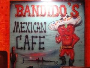 Bandido's copy