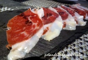 Bistro Moderne Miami Iberico Ham